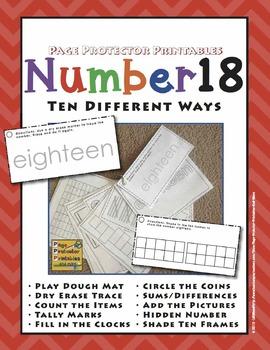 Number 18 Ten Different Ways