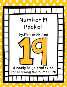 Number 19 Packet
