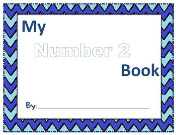 Number 2 Concept Book