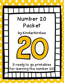 Number 20 Packet