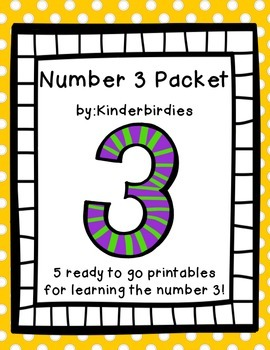 Number 3 Packet