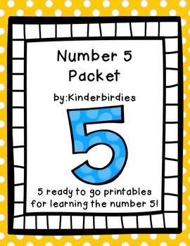 Number 5 Packet