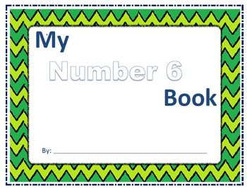 Number 6 Concept Book