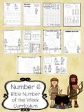 Number 6 Jacob and Esau Printable Bible Worksheets. Bible Number of the Week.