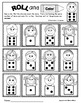 Number 6 Math Worksheets-NO PREP (PRE-KG EDITION)- Countin