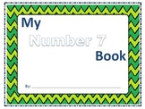 Number 7 Concept Book