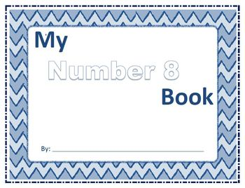 Number 8 Concept Book