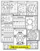 Number 8  Math Worksheets-NO PREP- Counting and Cardinality CCSS