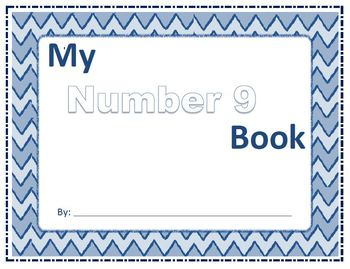 Number 9 Concept Book