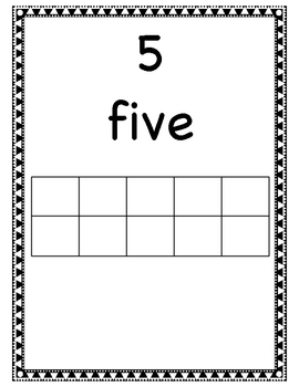 Number Activities - Counting and Multiples of 10