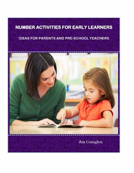 Number Ideas For Parents, Activities for Early Learners