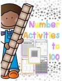 Number Activities to 100