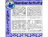 Number Activity Mats