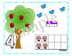 Number Activity Mats and Activity Cards for Base Ten Blocks - 8.5 x 11 Printing