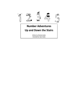 Number Adventures Up and Down the Stairs