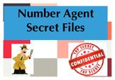 Number Agent Secret Files