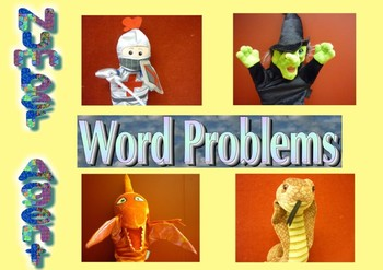 Number Agent - Word Problems
