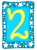 Number Anchor Charts - Numbers 1-20 with borders
