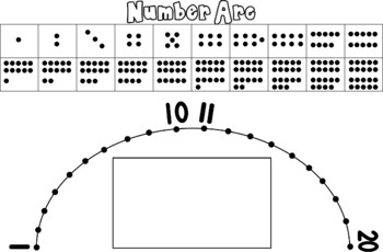 Number Arc: Counting to 20