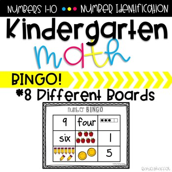 Number BINGO (1-10)