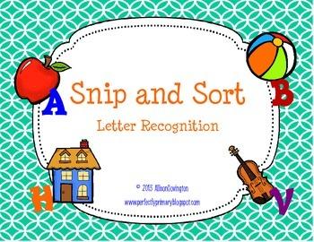 Snip and Sort