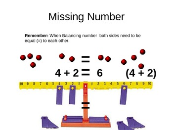 Number Balance PowerPoint