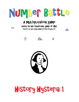 Number Battle - History Hysteria 1