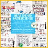 Number Math Skills Activities For Kindergarten