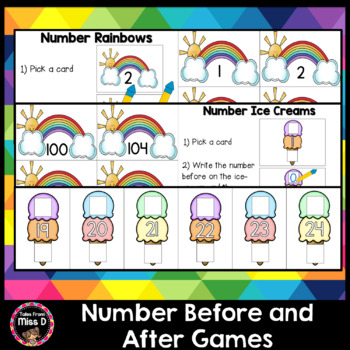 Number Before and After