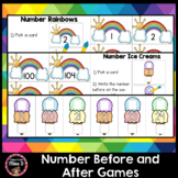 Number Before and After | Distance Learning