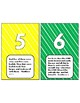 Number Bible Verse Cards