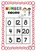 Number Bingo (0-10 & 0-20)