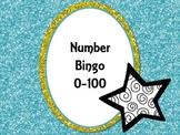Number Bingo 0-100