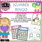 Number Bingo ● Number Sense Activities ● Number Games ● Nu