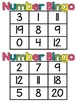 Number Bingo for 0-20 {Class Set}