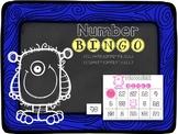 Number Bingo Numbers 1-40