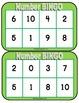 Number Bingo Set 1