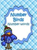Number Birds Number Words
