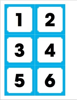 Number Boggle Complete Package (40 Weekly Worksheets & Boggle # Board Tiles)