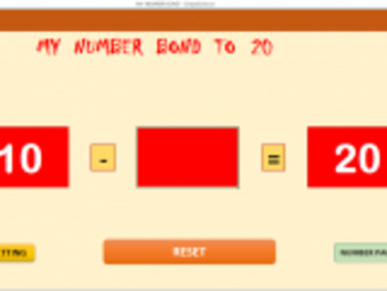 Number Bond 1