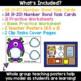 Number Bond Worksheets Tasks and Centers