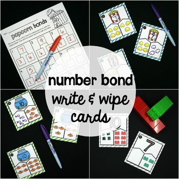 Number Bond Activity Pack