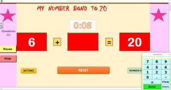 Number Bond App 2 (UPDATED)