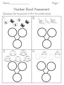 Number Bond Assessment