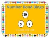 Number Bond Bingo!
