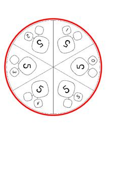 Number Bond Board Game FREEBIE