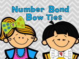 Number Bond Bow Ties