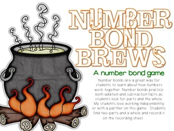 Number Bond Brews