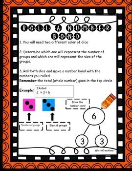 Number Bond Multiplication Center