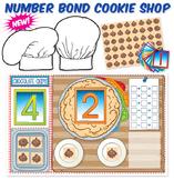 Number Bond Cookie Shop